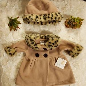 Fleece Starting Out Winter Coat